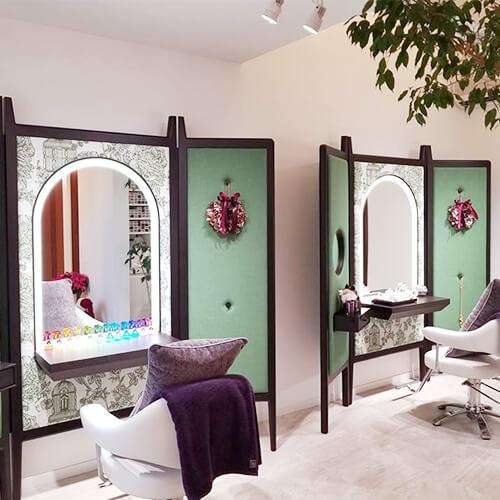 サロンドミュゲ 美容室 ヘア ルーム